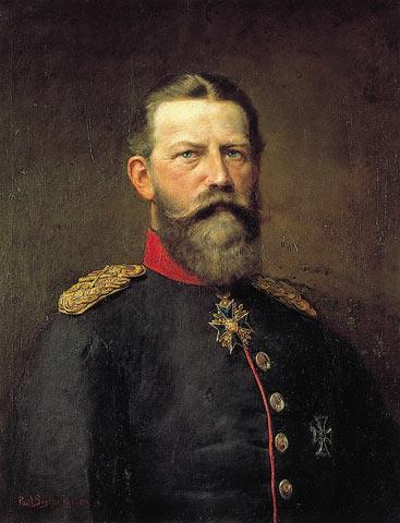 Deutscher Kaiser Friedrich III