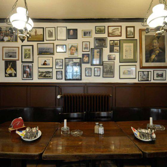 Gastraum 2 im Gasthof zum Kaiser Friedrich